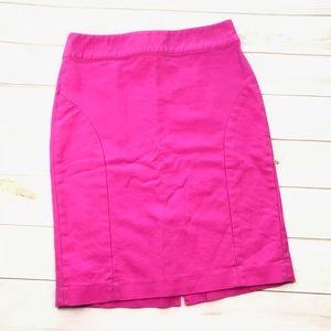 Banana Republic Size 6 pink mini skirt